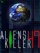 Aliens Killer 47 AK47 preview