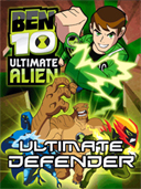 Ben 10 Ultimate Alien Ultimate Defender preview