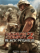 Modern Combat 2 Black Pegasus preview