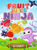 Fruit Juice Ninja preview