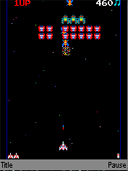 241 Galaga Galaxian preview