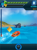 Jet Boat 3D preview