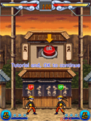 Naruto Blood Fighting 2010 free download java game