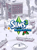 The Sims 3 Winter Edition preview